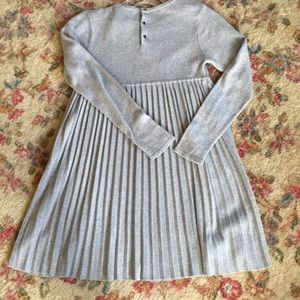 Jacadi Paris pleated dress. Size 10A. EUC.
